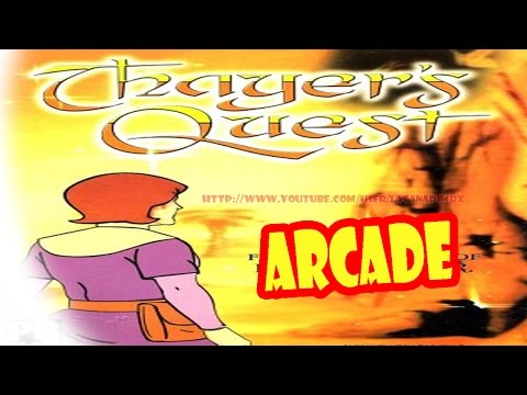 Thayer's Quest 100% Arcade 1984 [ HD ]