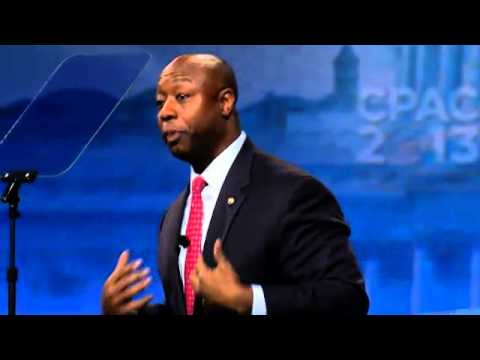 CPAC 2013 - US Senator Tim Scott