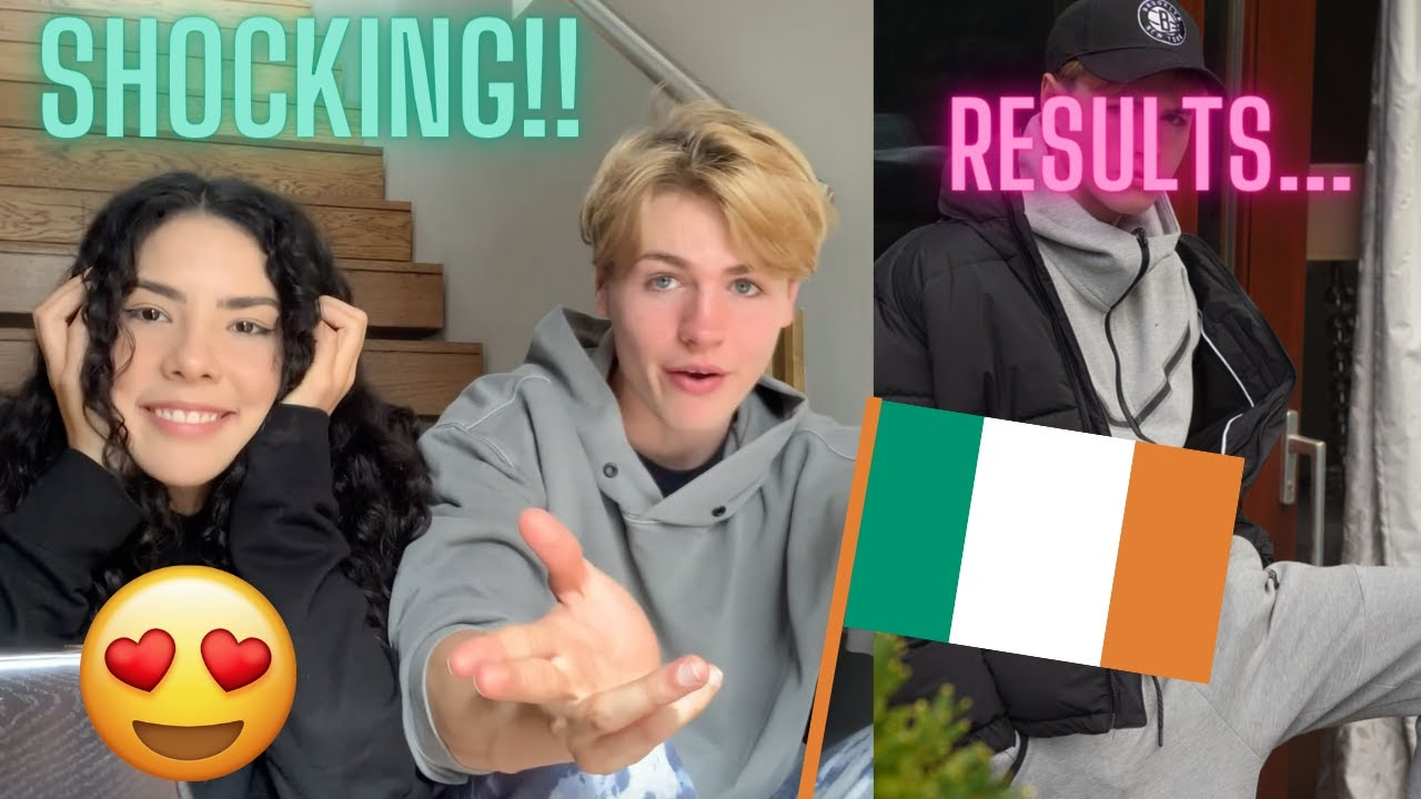 Turning Myself Into A Typical *Irish Lad* To See How My Girlfriend Reacts | Andrea & Lewis