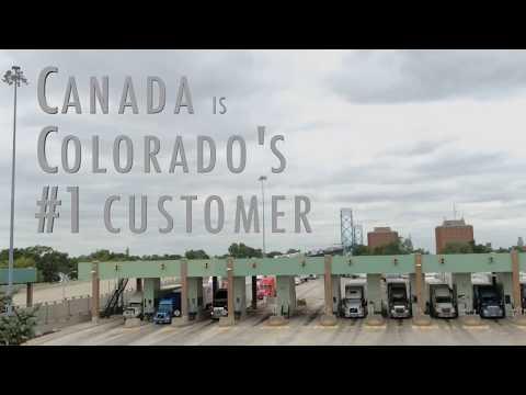 Canada & Colorado Trade in 65 Seconds