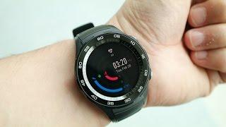 Huawei Watch 2 First Impressions MWC 2017