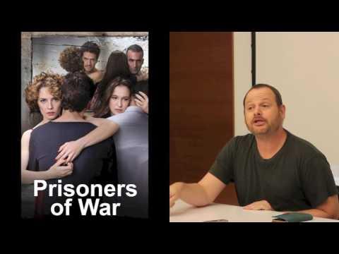Interview wirh Gideon Raff Prisoners of War PART 1 AIRS ON KCET October 24th