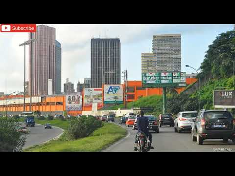 "Abidjan City ""The most developed city in West Africa"""