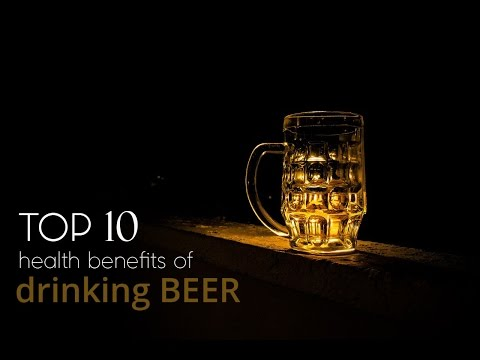 Top 10 Health Benefits Of Beer