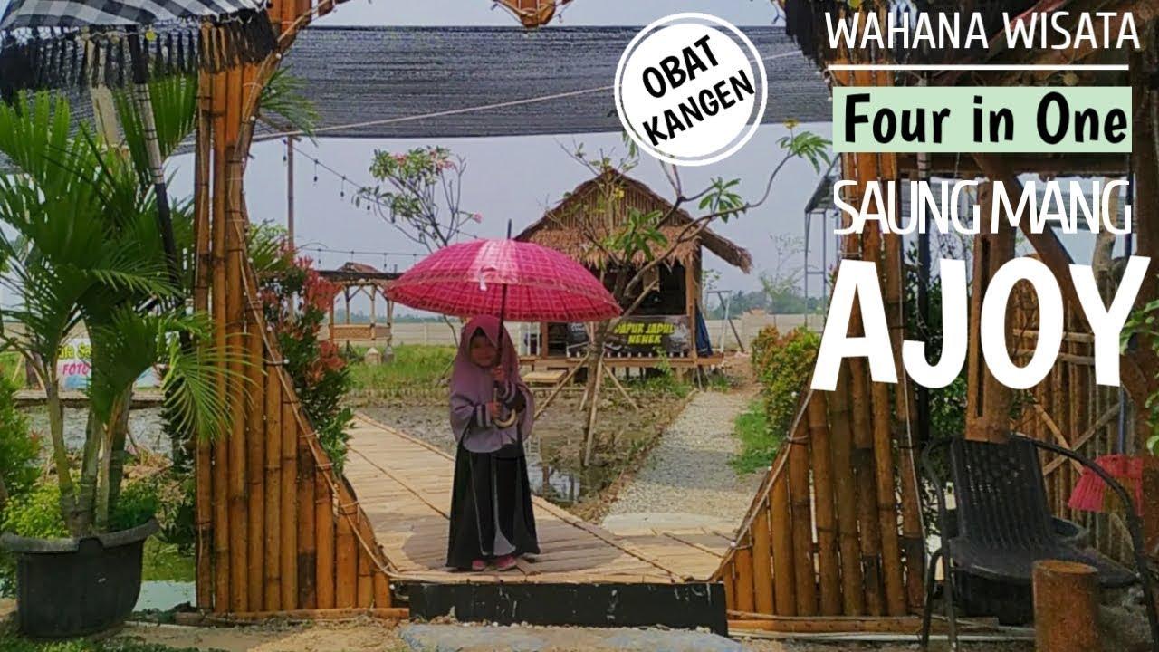 Wisata Bekasi 4 In 1 Saung Mang Ajoy Cikarang Bekasi