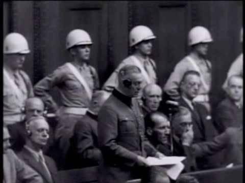 Statement of Nuremberg defendant Wilhelm Keitel, Aug. 31, 1946, Day 216 (translated captions)