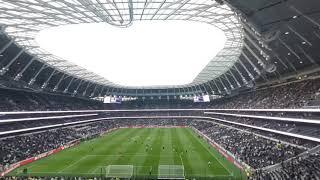 Tottenham Hotspur New Stadium 180 VR 3D footage - Insta360 EVO sample footage 4K