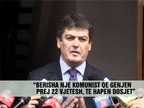 """Shpërthen"" Bamir Topi - Vizion Plus - News - Lajme"