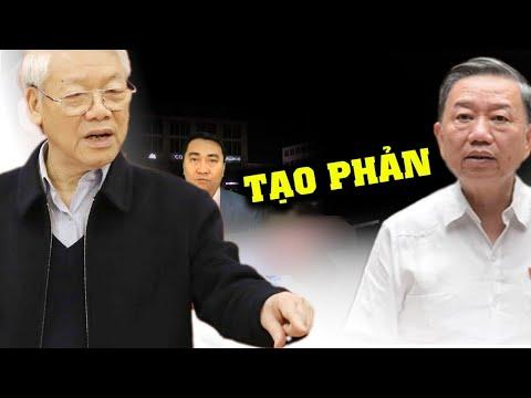 """Bắt Lê Chí Thành, Tô Lâm và N.P Trọng để lộ """"huyệt đạo"""" của chế độ"""