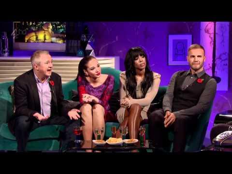 X Factor Judges on Alan Carr Chatty Man (13 November 2011) - Part 1/3