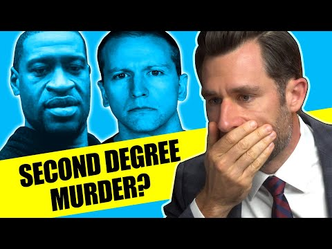 George Floyd: 3rd or 2nd Degree Murder? UPDATED (LegalEagle's Real Law Review)