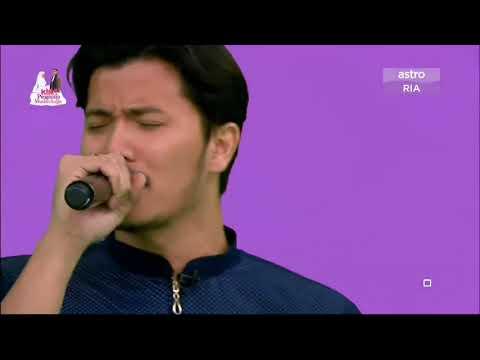 HLive: Fattah Amin mempromosikan single