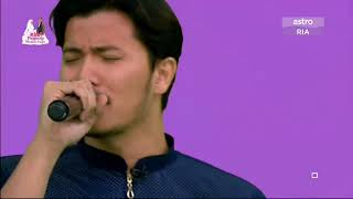 "Video HLive: Fattah Amin mempromosikan single ""Syawal Kali Ini"" download MP3, 3GP, MP4, WEBM, AVI, FLV Juni 2018"