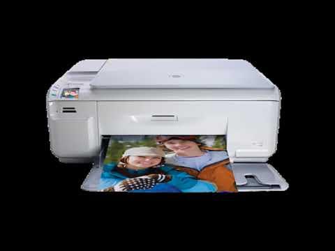 HP Photosmart C4385 Driver Windows e Mac