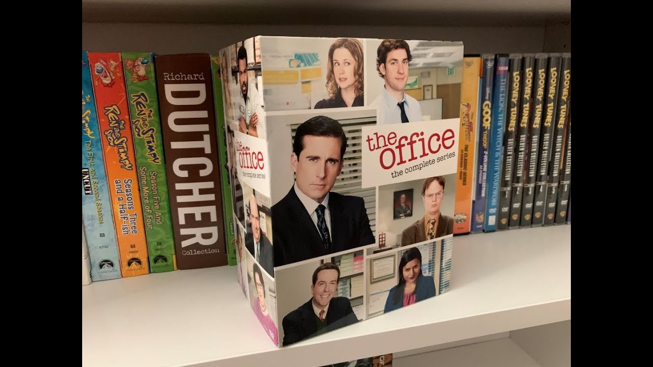 The Complete Series Dvd Unboxing