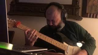 Treasure   Bruno Mars   Guitar Cover   ilter Kurcala видео