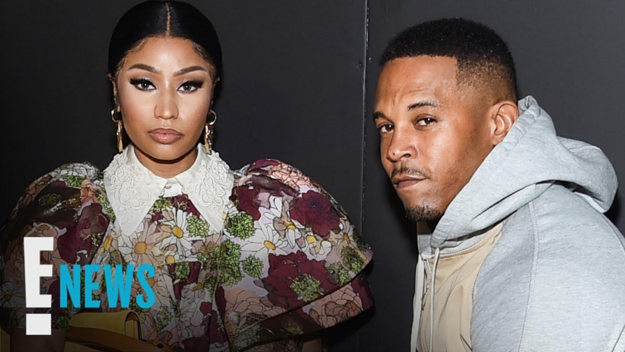 Nicki Minaj's husband, Kenneth Petty, arrested for failing to register ...