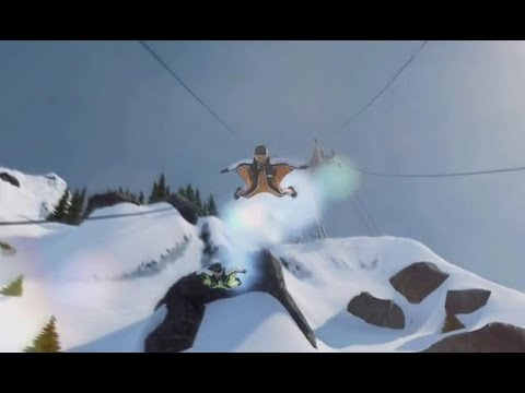15 Minutes of Steep Gameplay