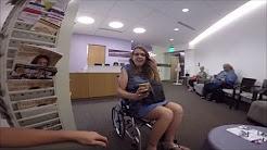Off to San Francisco.Jenn's Visit to UCSF Neurology Center
