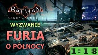 [PS4] Batman Arkham Knight  - Wyzwanie: Furia o północy (3★ 1:18)