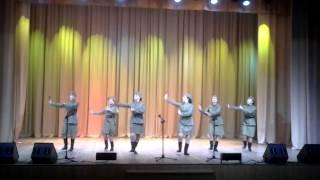 Солнцевские ложкари попурри на тему военных песен