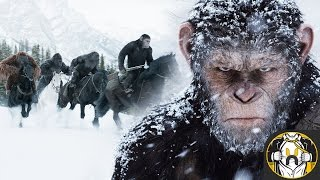 What is Steve Zahn's Role in War for the Planet of the Apes