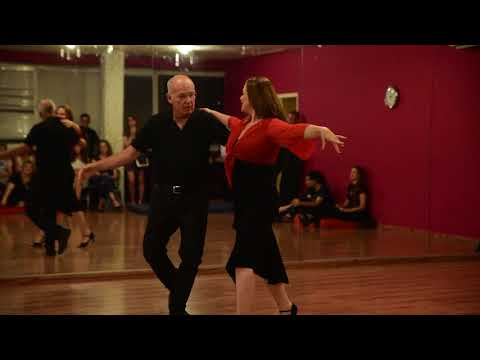 Dance TLV SPOTLIGHT - Uriel Ulsher & Iris Goldstein