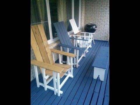 Make an Easy  Deck Chair