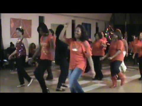 Backyard Party Line Dance
