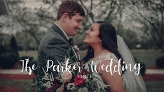 The Parker Wedding 11/24/2018 Highgrove Farm, Valdosta, GA Wedding Video