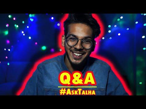 #AskTalha Q and A 2