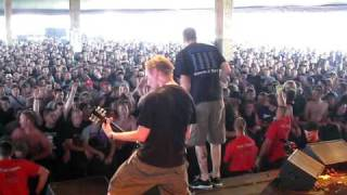 No Turning Back - 2 steps ahead - live @ With Full Force Festival 03-04-2009