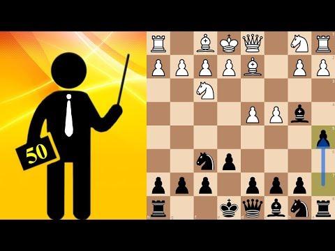 Bogo-Indian Defense, Wade-Smyslov variation - Standard chess #50