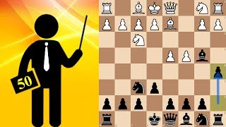 Bogo-Indian Defense, Wade-Smyslov variation - Standard chess #50