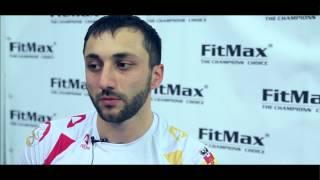 Хаджимурат Золоев интервью на Чемпионате России 2014 для FitMax