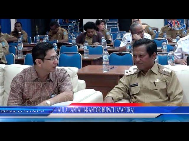 Sosalisasi E-catalog & E-purchasing Pejabat Pengadaan dilingkungan OPD Kab. Jayapura. | Ayooklik.com