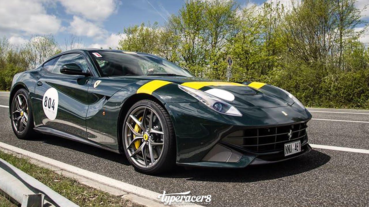 Ferrari F12 Berlinetta Start Up Acceleration Sounds Youtube