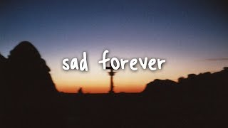 Cover images lauv - sad forever // lyrics