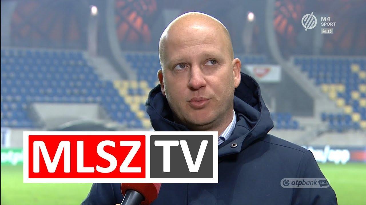 Edzői értékelések a Videoton FC - Paksi FC mérkőzésen