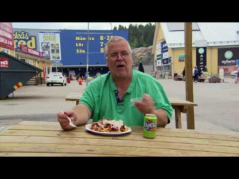 Ullared - Åke äter