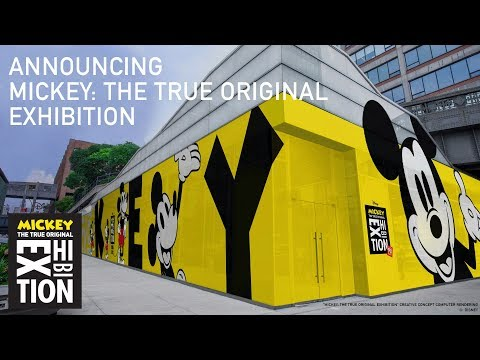 Timeless Icon | Mickey: The True Original Exhibition