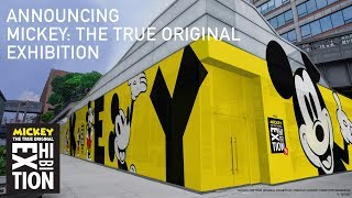 Timeless Icon | Mickey: The True Original Exhibition