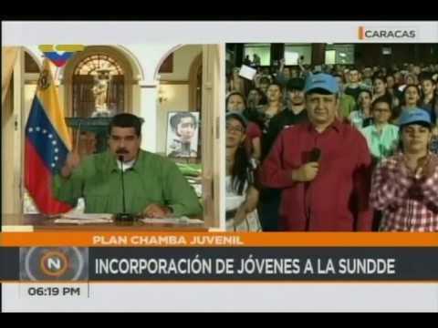 Maduro: Será arrestado todo aquel comerciante que fije precios usando Dólar Today