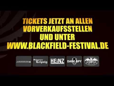 Blackfield Festival 2011 - Trailer (Gelsenkirchen)