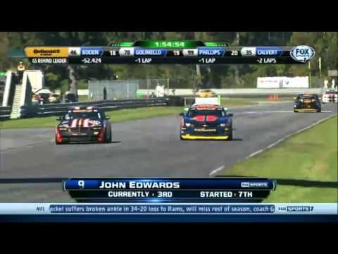 2013 GRAND-AM Championship Weekend Continental Tire Challenge GS Race Highlights