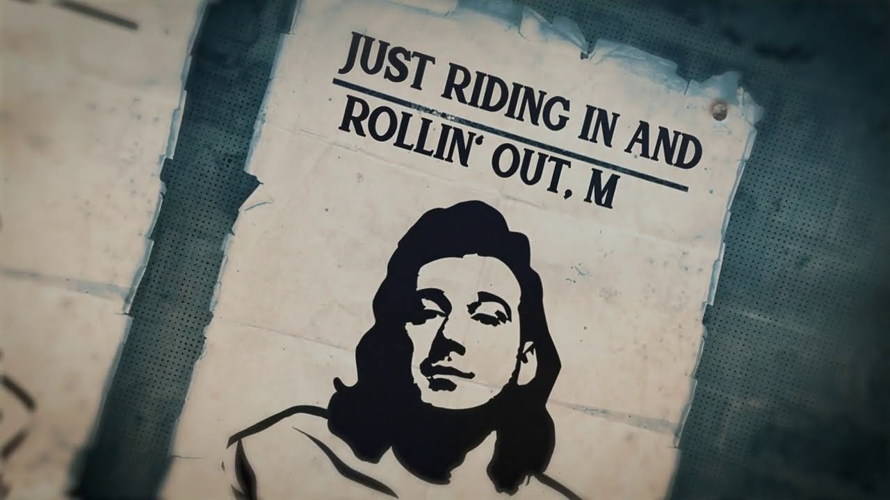 "Morgan Wallen - ""Outlaw"" (Official Lyric Video)"