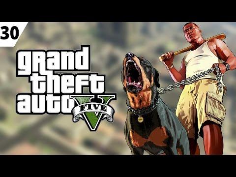 GTA 5 Xbox One (Svenska) EP30 - Jag Är En Hund!