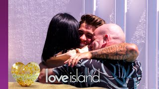 Demi and Luke M have an emotional family reunion | Love Island Series 6