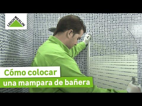 Como instalar una cabina de ducha sodimac homecenter for Baneras leroy merlin