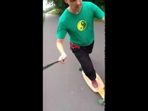 ChiPushing Footslide: Skogging